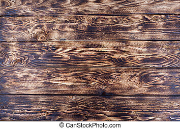 Old natural wooden textured background