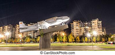 old navy jet