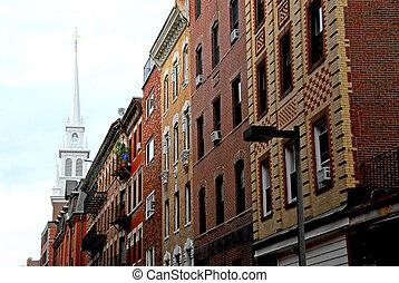 Old North Church in Boston