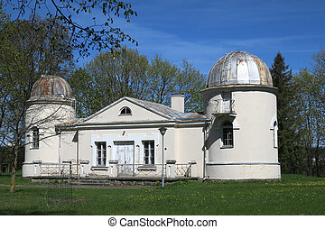 Old Observatory buildings of Vilnius university