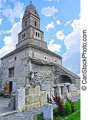 Old orthodox church