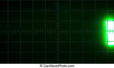 Old oscilloscope   - Old oscilloscope
