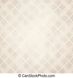 old paper background with checkered pattern