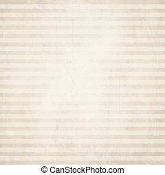 old paper background with lines - vector of old vintage...