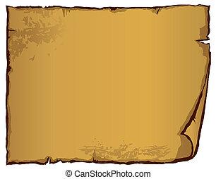 Old Paper (illustration)