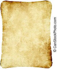 old paper  - old vintage paper background