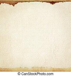 old paper - designed old paper background