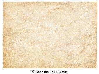old paper - Grunge vintage old paper background