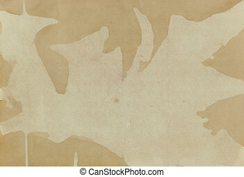 old paper sheet on for background texture