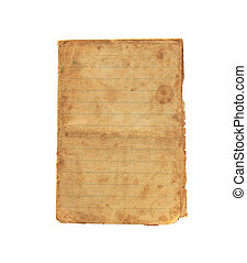 Old paper texture.