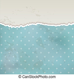 Old paper vector background