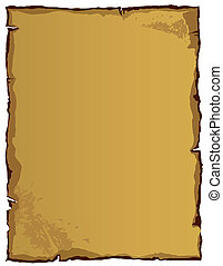 Old Paper (vector) - Old Paper
