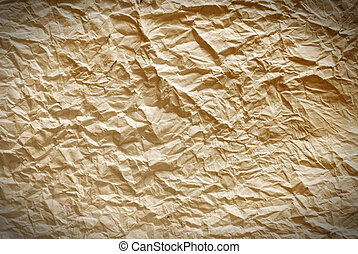 Old paper with natural patterns