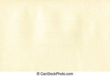 Old parchment paper texture.
