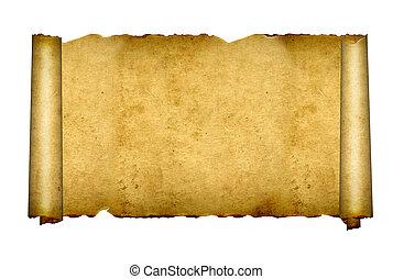 Old parchments