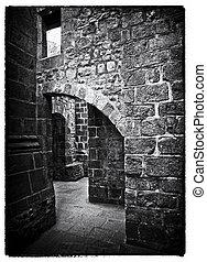 old passageway