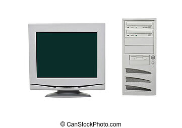 Old PC set