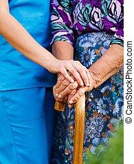 Old People's Diseases.
