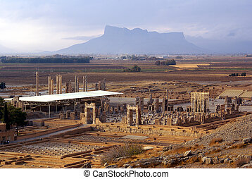 Persepolis - Old persian city Persepolis, Iran
