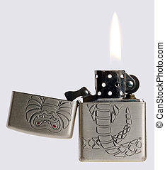 petrol cigar-lighter
