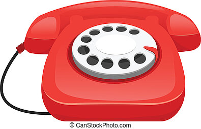 Old Phone Icon