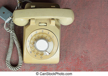 Old phone.