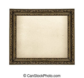 Old picture frame.