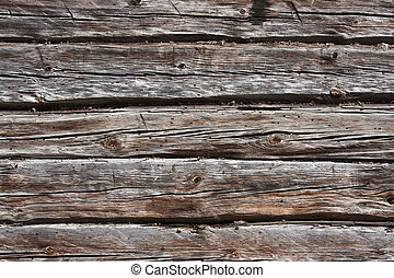 Old pine wood background