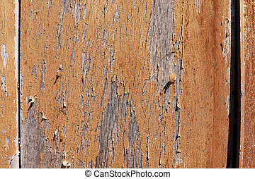 Old plank of background.
