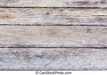Old plank wooden