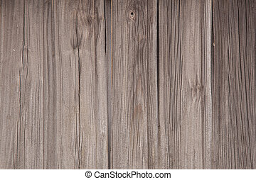 old planks with fading brown paint