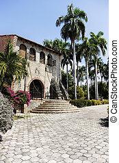 Old Plantation Home in Haiti