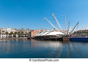 Old port Genoa, Italy