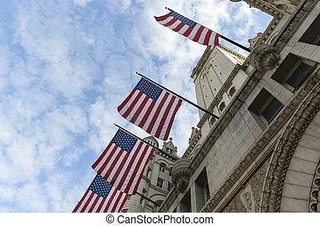 Old Post Office Building, Washington, DC