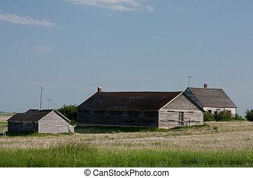Old Praire Homestead