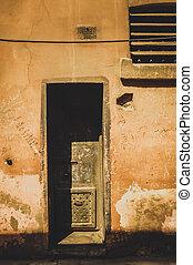 old prison at cairo citadel, egypt