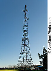 Old Radar Mast