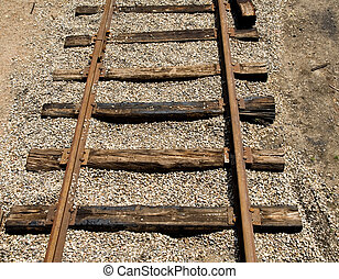 OLD RAILWAY TRACKS