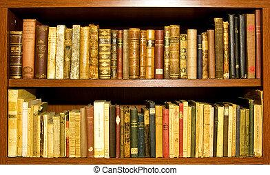Old rare books