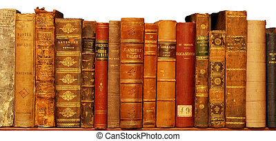 Old rare books