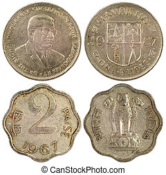 old rare coins of india