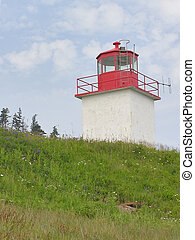 Old Red Lighthouse