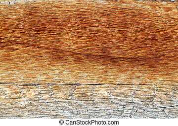 old reddish wooden plank texture