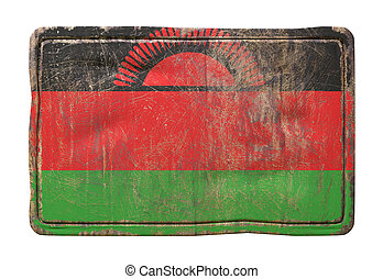 Old Republic of Malaw flag