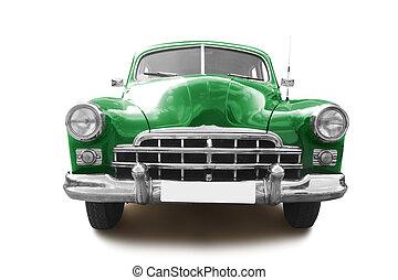retro automobile