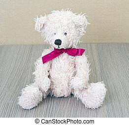 Old Retro Bear Toy