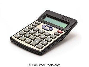 Old retro calculator