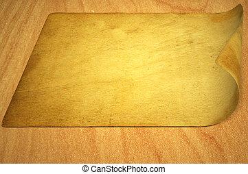 Old rough antique paper