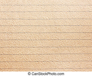 Old rough lined notebook paper background or textured