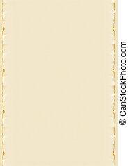 Old rough parchment paper backgroun